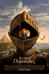 The Tale of Despereaux (2008) Full Movie Download (Hindi-English) 720p BluRay