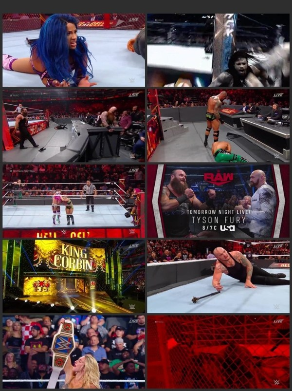 WWE Hell in a Cell Full Movie Download