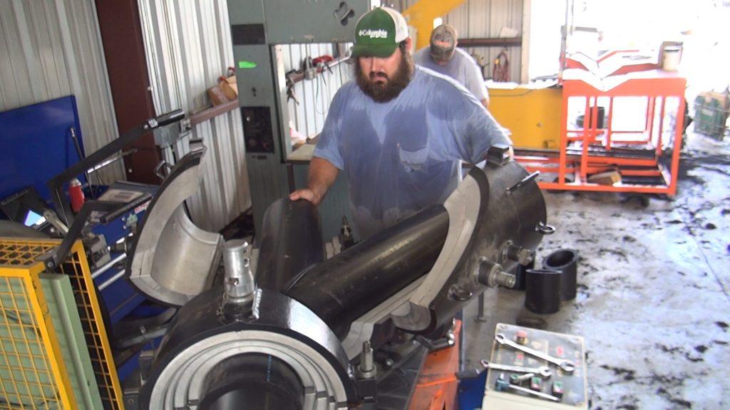 Wye Fabrication Jig