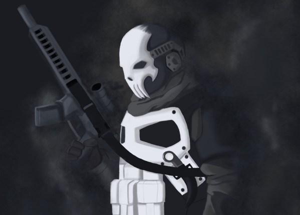 Punisher Wallpaper 4K
