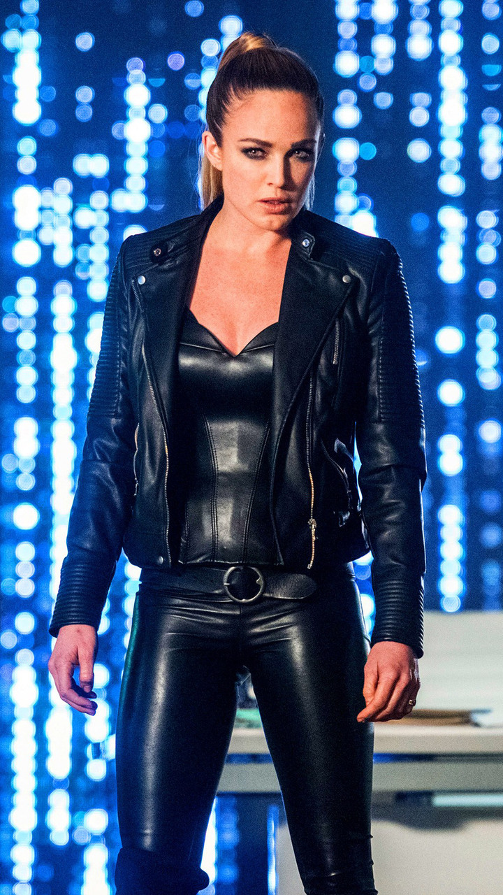 3d Wallpaper Hd Universe 720x1280 Caity Lotz As Sara In Legends Of Tomorrow Moto G