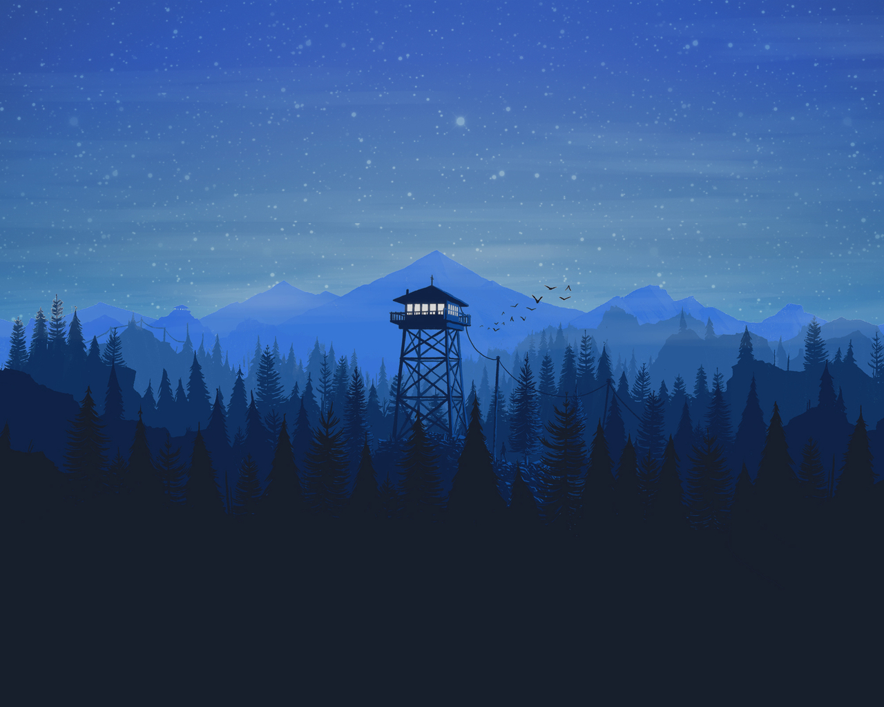 1280x1024 Firewatch 1280x1024 Resolution Hd 4k Wallpapers