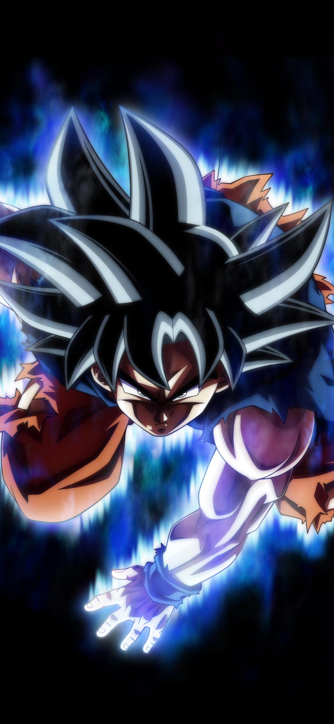 Wallpapers and backgrounds dragon ball z edition. 1125x2436 Goku Dragon Ball Super 10k Iphone XS,Iphone 10 ...