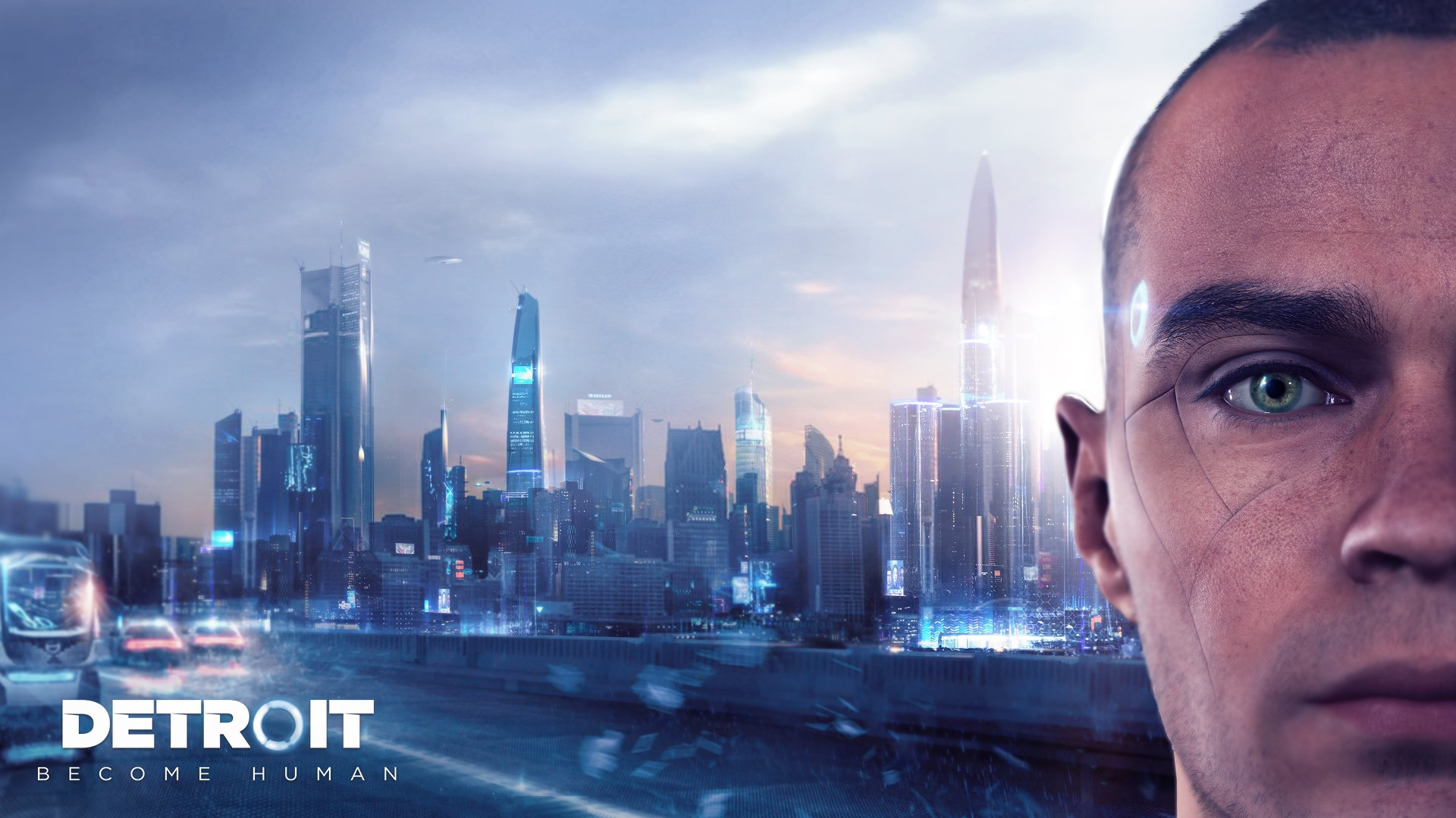 Home Screen Cute Wallpapers For Girls Markus Detroit Become Human Hd Games 4k Wallpapers