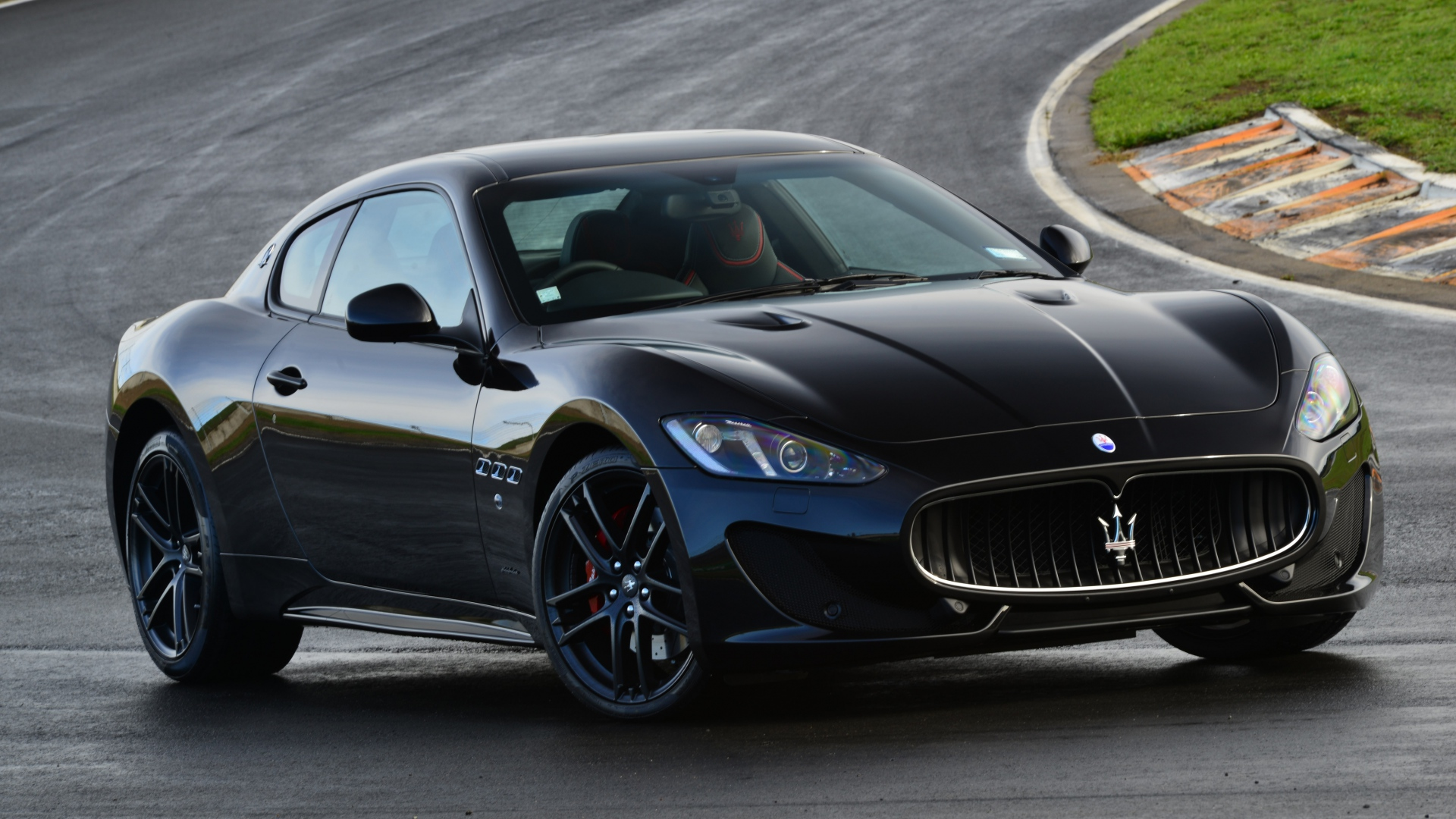 Maserati Gran Turismo HD Cars 4k Wallpapers Images