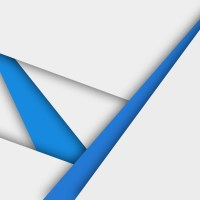 2048x2048 Material Design Blue And White Ipad Air HD 4k ...