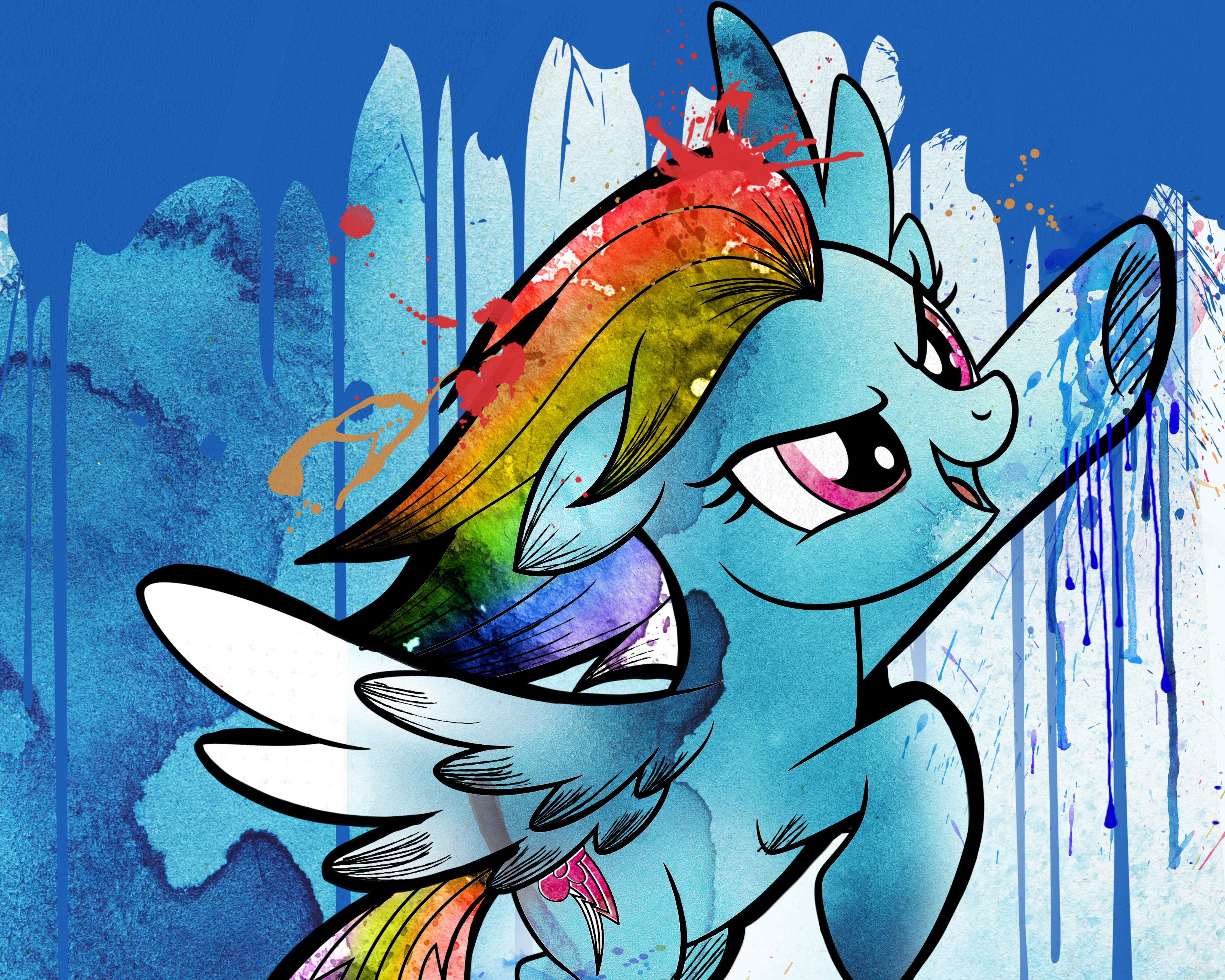 Cute Rainbow Dash Wallpaper My Little Pony 2017 Hd Movies 4k Wallpapers Images