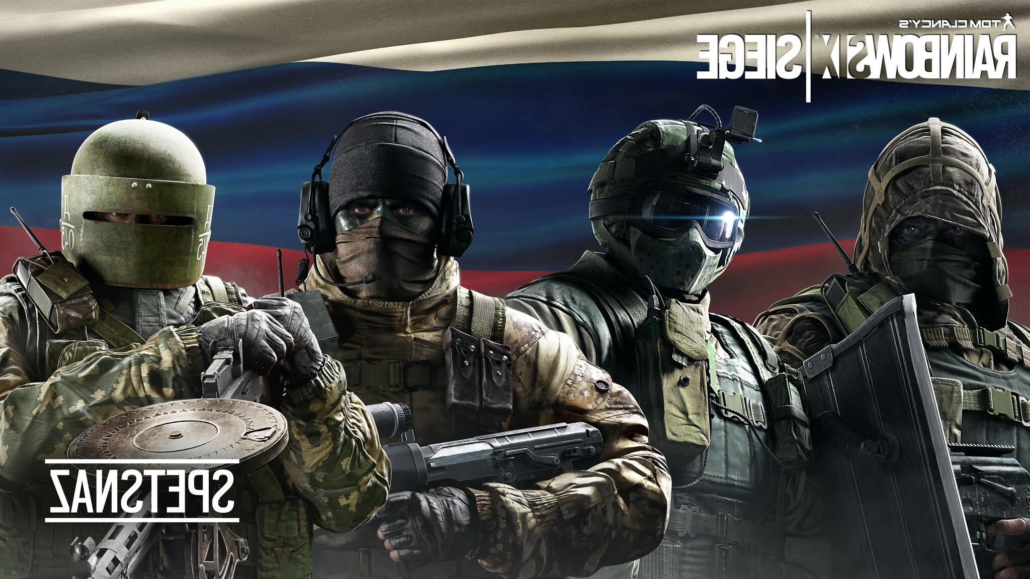 Cute Wallpapers For Girls  2048x1152 Tom Clancys Rainbow Six Siege Spetsnaz 2048x1152