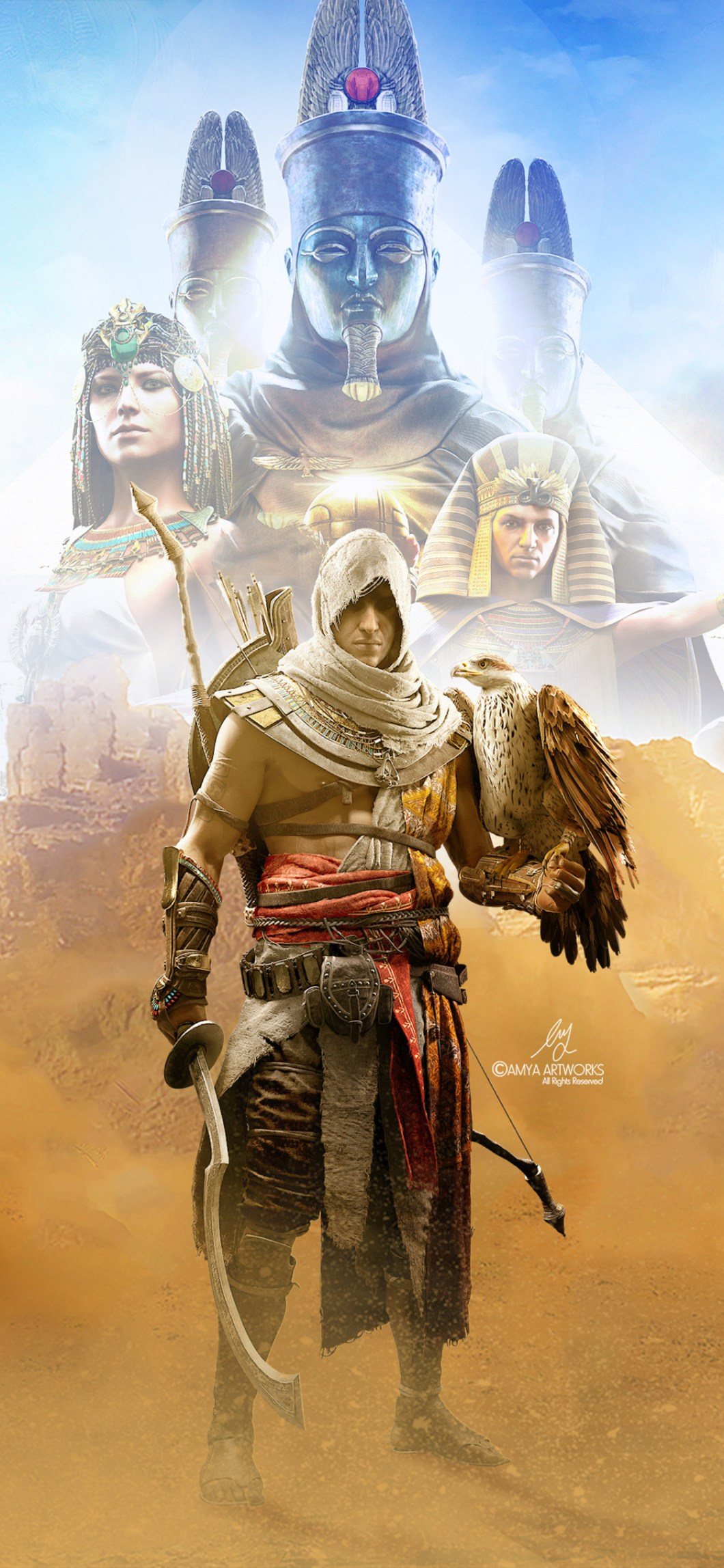 Assassin S Creed Wallpaper Iphone X Bestpicture1 Org