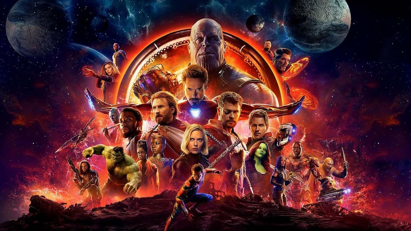 Cute Hulk Wallpaper 1366x768 Avengers Infinity War Official Poster 2018
