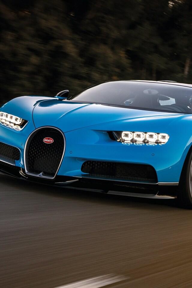 640x960 Bugatti Chiron Motion Blur Iphone 4, Iphone 4s Hd