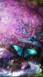 butterfly fantasy wallpapers iphone 6s 4k artist backgrounds hd hdqwalls qhd