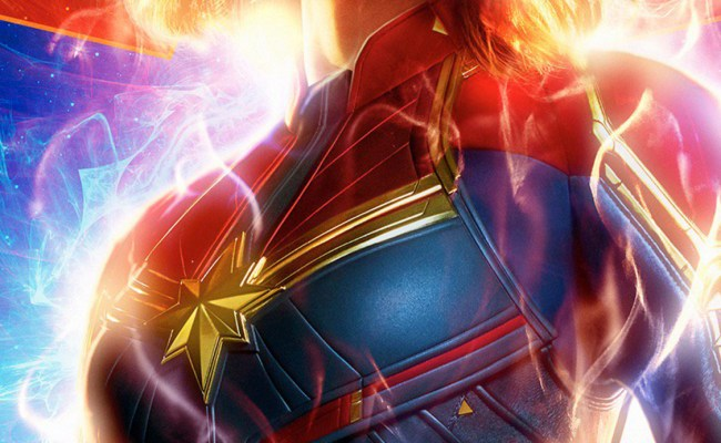 1125x2436 Captain Marvel Movie Poster 2019 Iphone Xs