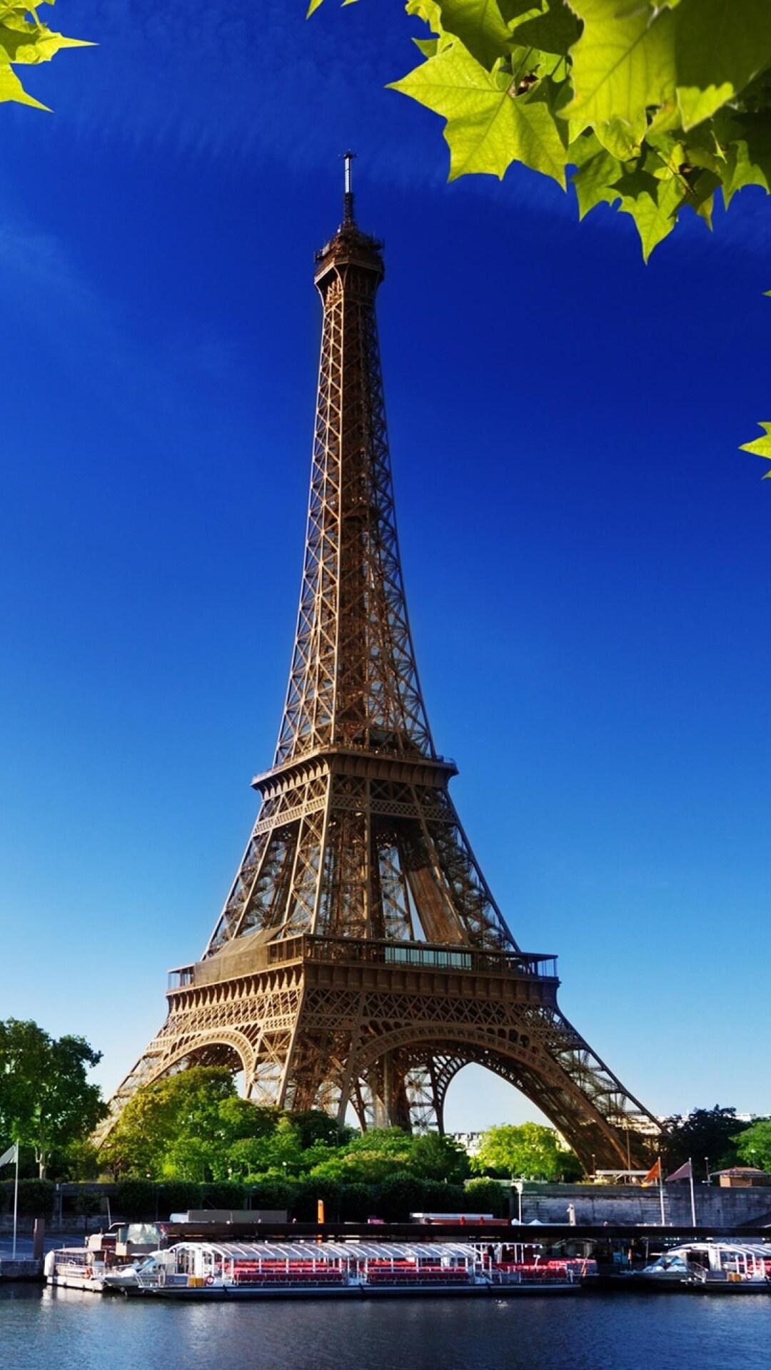 Iphone X Funny Wallpaper 1080x1920 Eiffel Tower Paris 4k Iphone 7 6s 6 Plus Pixel