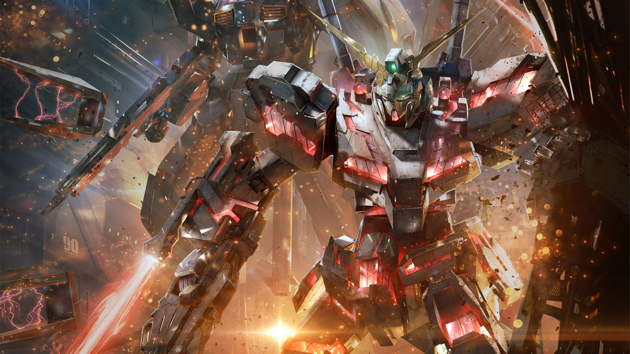 2048x1152 Gundam Versus 2048x1152 Resolution HD 4k Wallpapers, Images, Backgrounds, Photos and Pictures