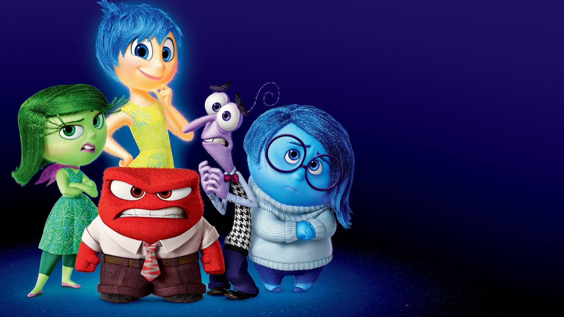 X Inside Out Anger Movie Laptop Full Hd P Hd