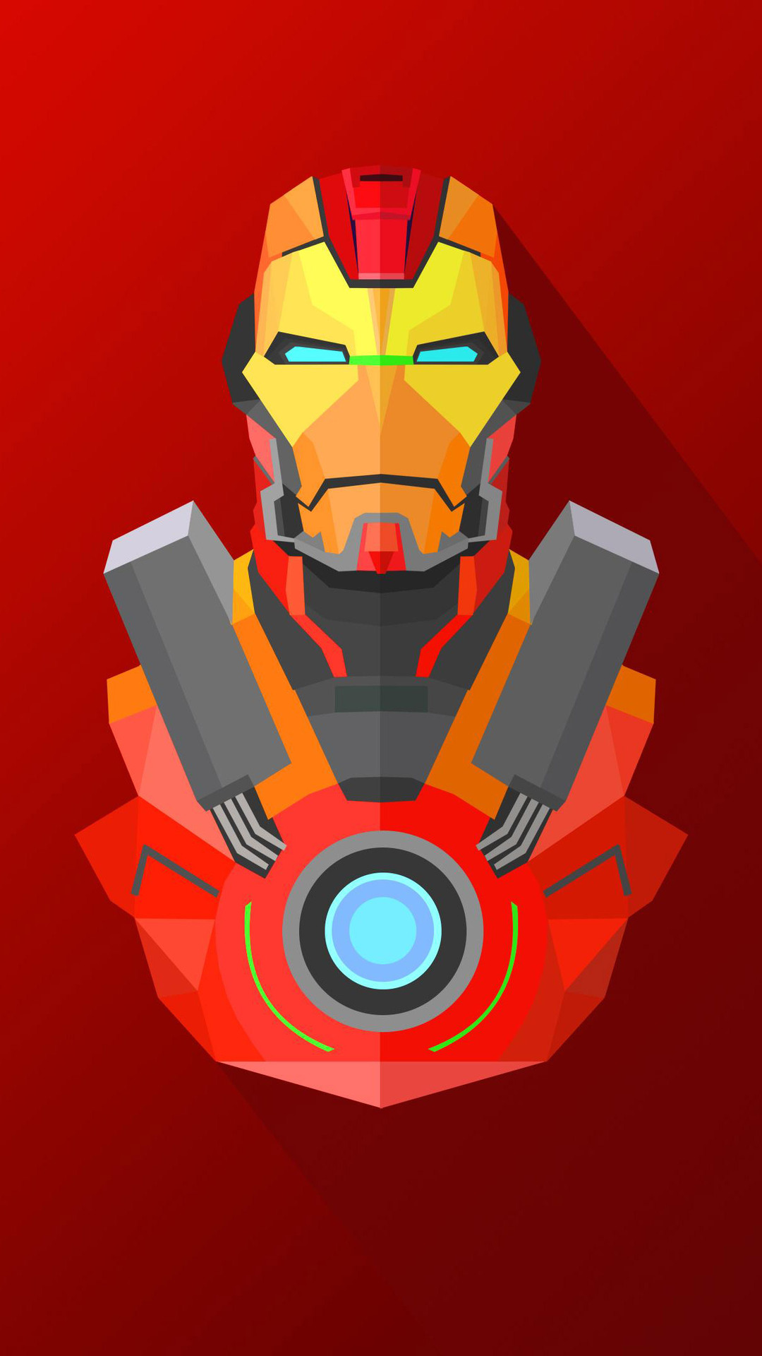 How To Set Up Animated Wallpaper Iphone X 1080x1920 Iron Man Heartbreaker Artwork 4k Iphone 7 6s 6
