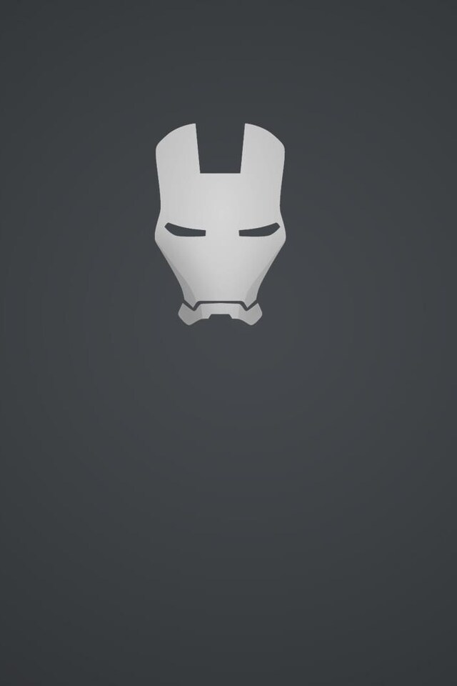 640x960 Iron Man Simple 3 Iphone 4 4s Hd 4k Wallpapers