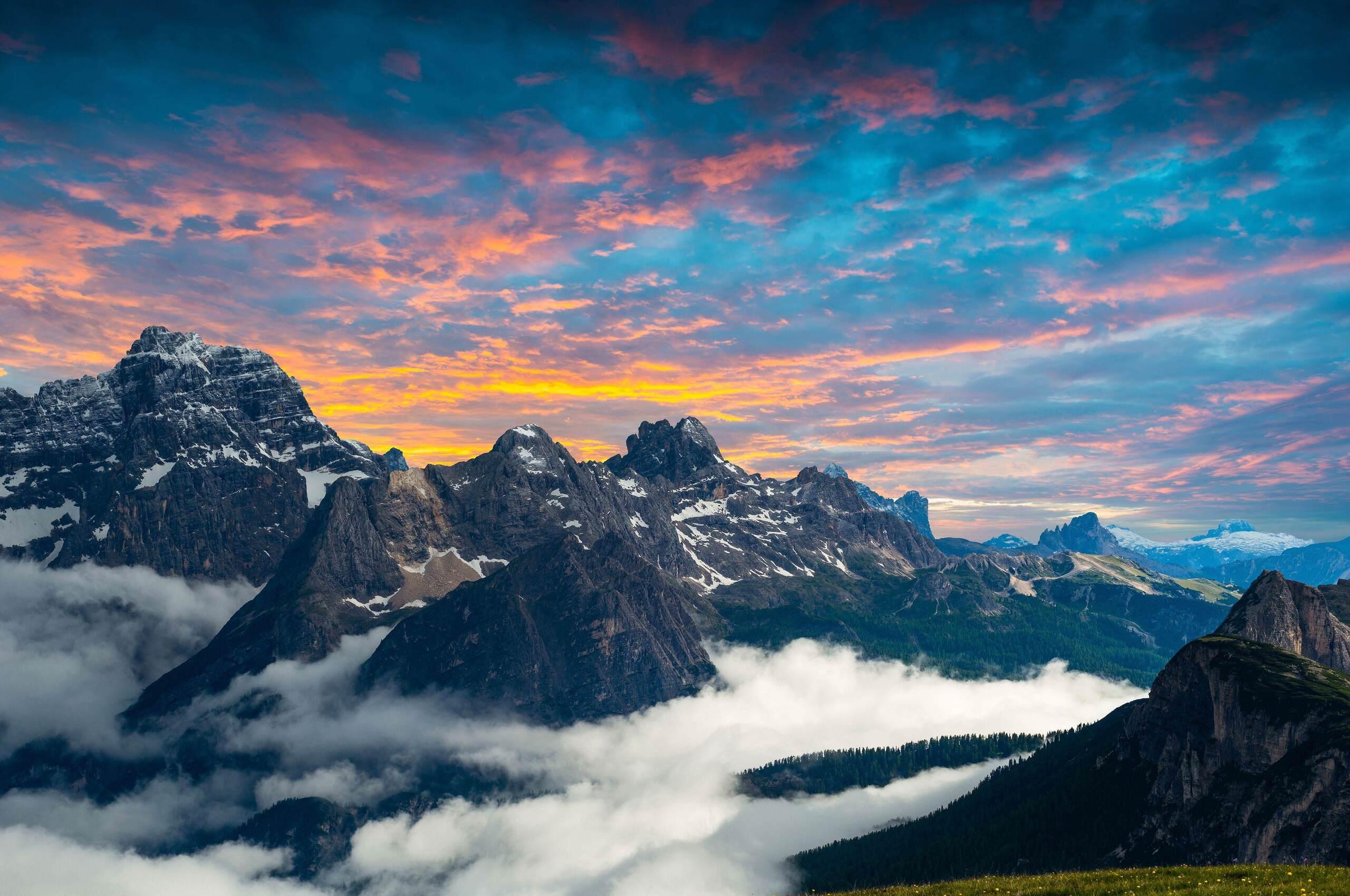 2560x1700 Italian National Park 4k Chromebook Pixel Hd 4k
