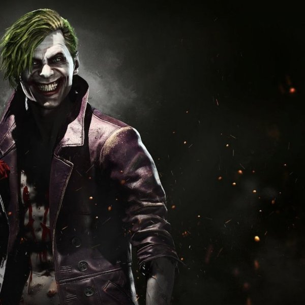20+ Injustice Joker Wallpaper Pictures and Ideas on Meta Networks