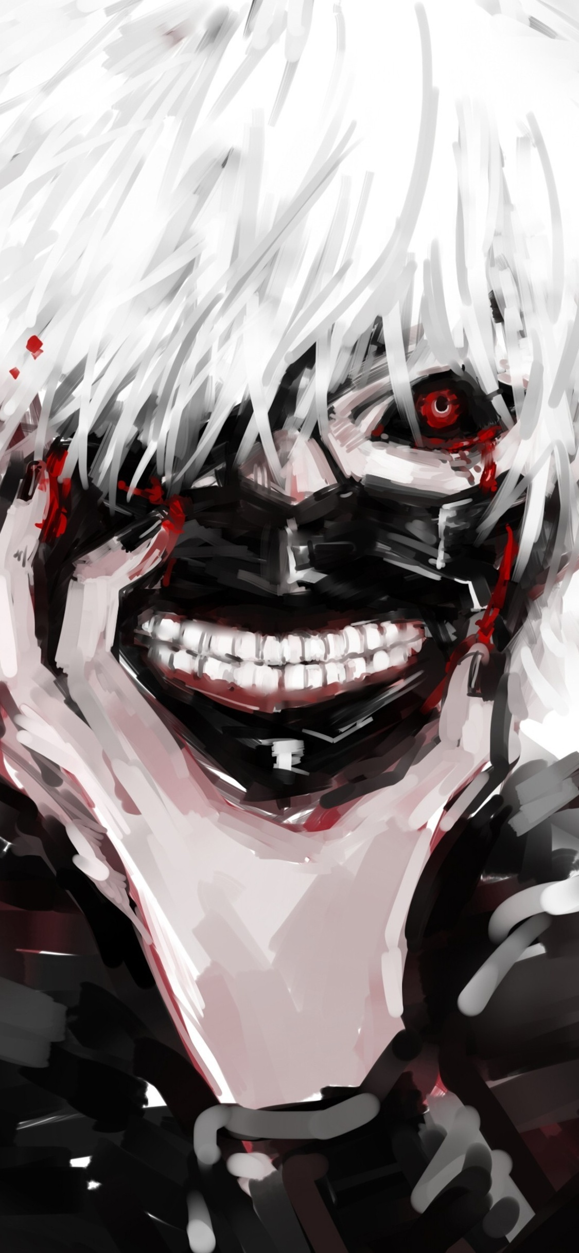 The perfect gift for anime fans or tokyo ghoul wallpaper fan. 1125x2436 Kaneki Ken Tokyo Ghoul Iphone XS,Iphone 10 ...