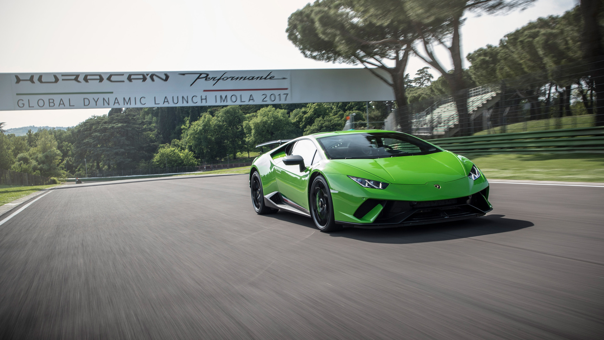 1920x1080 Lamborghini Huracan Performante Super Car Laptop Full Hd