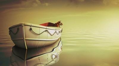 1366x768 Life Of Pi Boat 1366x768 Resolution HD 4k ...