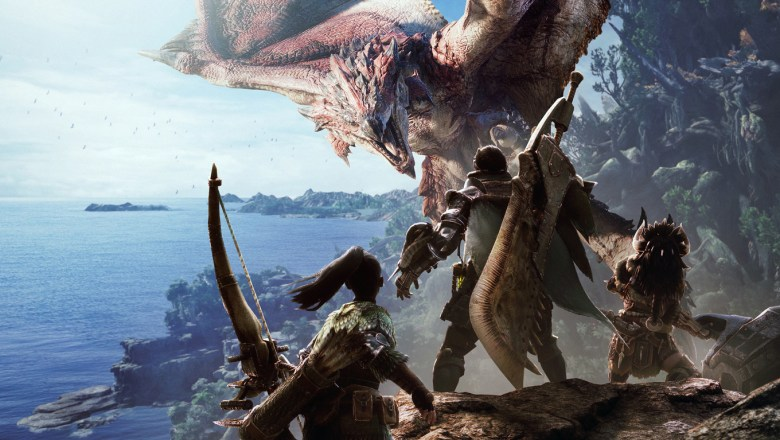 Image result for monster hunter world wallpaper