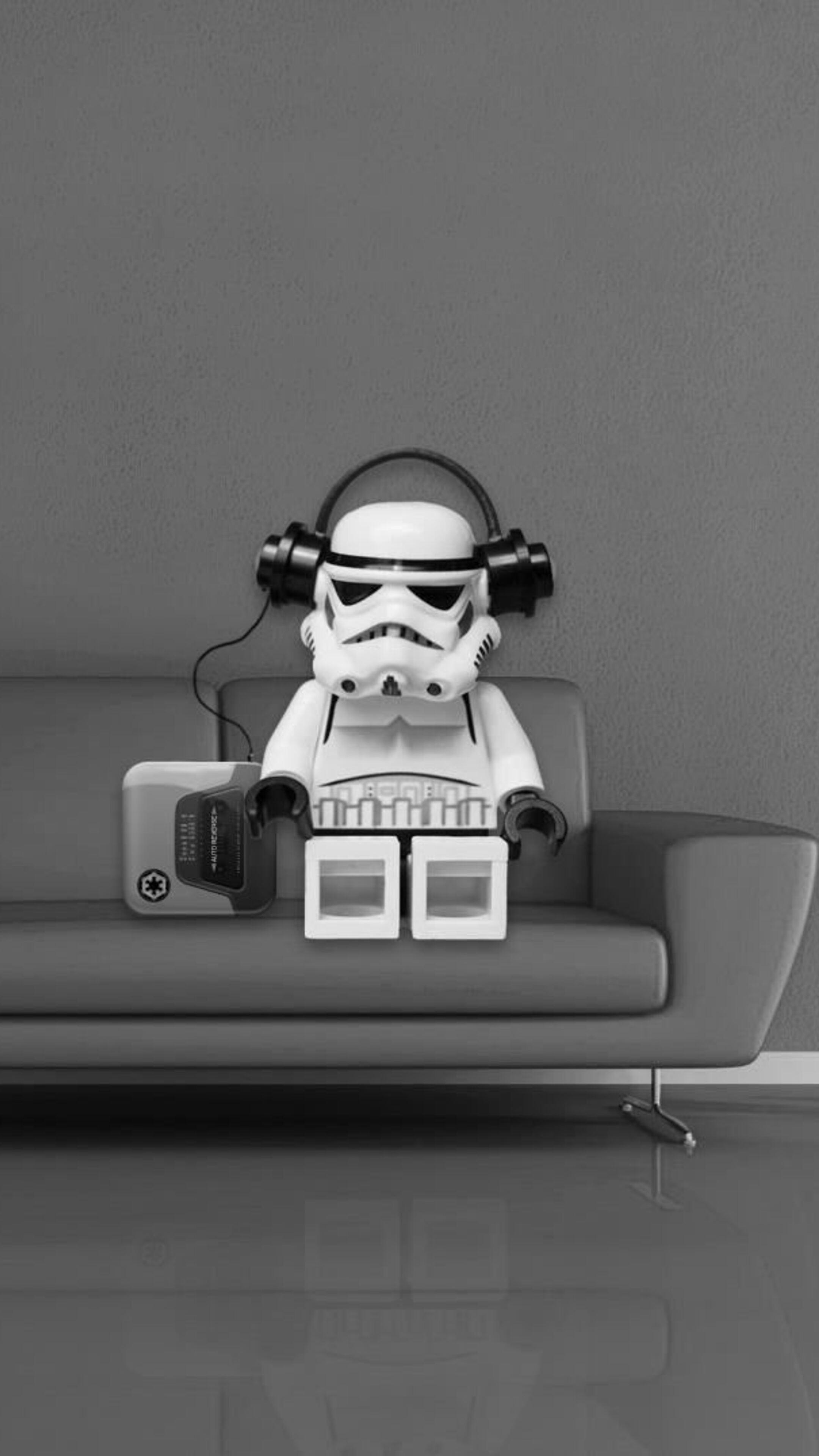 Cute Wallpaper For Computer Food 2160x3840 Stormtrooper Lego Star Wars Sony Xperia X Xz Z5