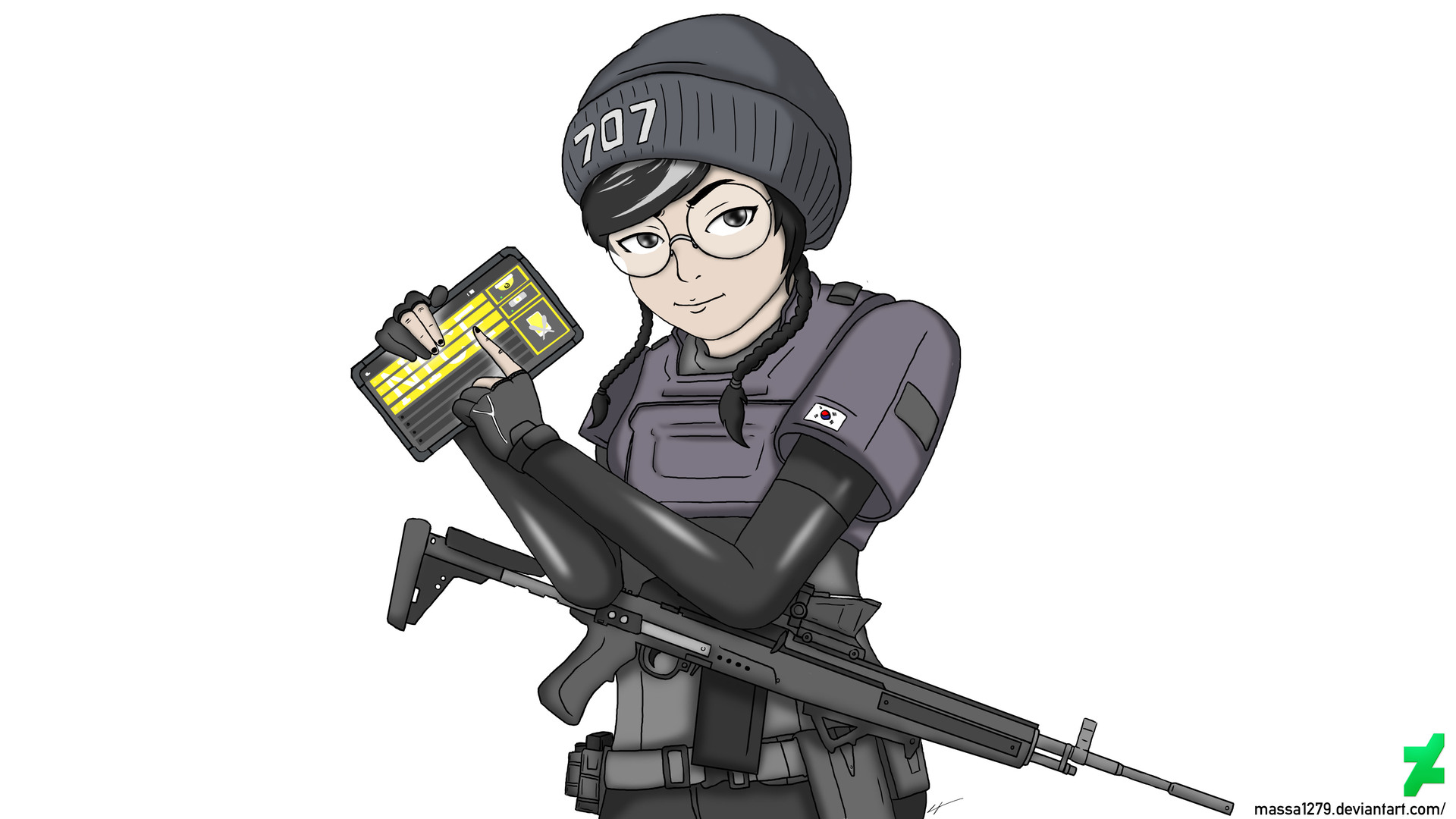 All Girls Ops Rainbow Six Siege Wallpaper 1920x1080 Tom Clancys Rainbow Six Siege Dokkaebi 4k Laptop