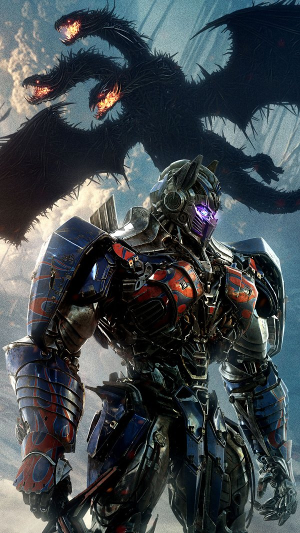 1080x1920 Transformers Knight Optimus Prime