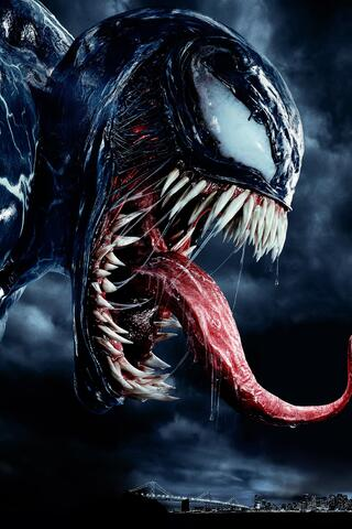 320x480 Venom Movie Japanese Poster Apple Iphone,ipod
