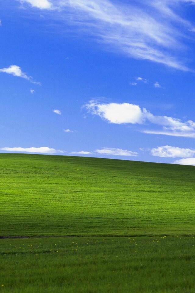 640x960 Windows Xp Bliss 4k Iphone 4, Iphone 4s Hd 4k