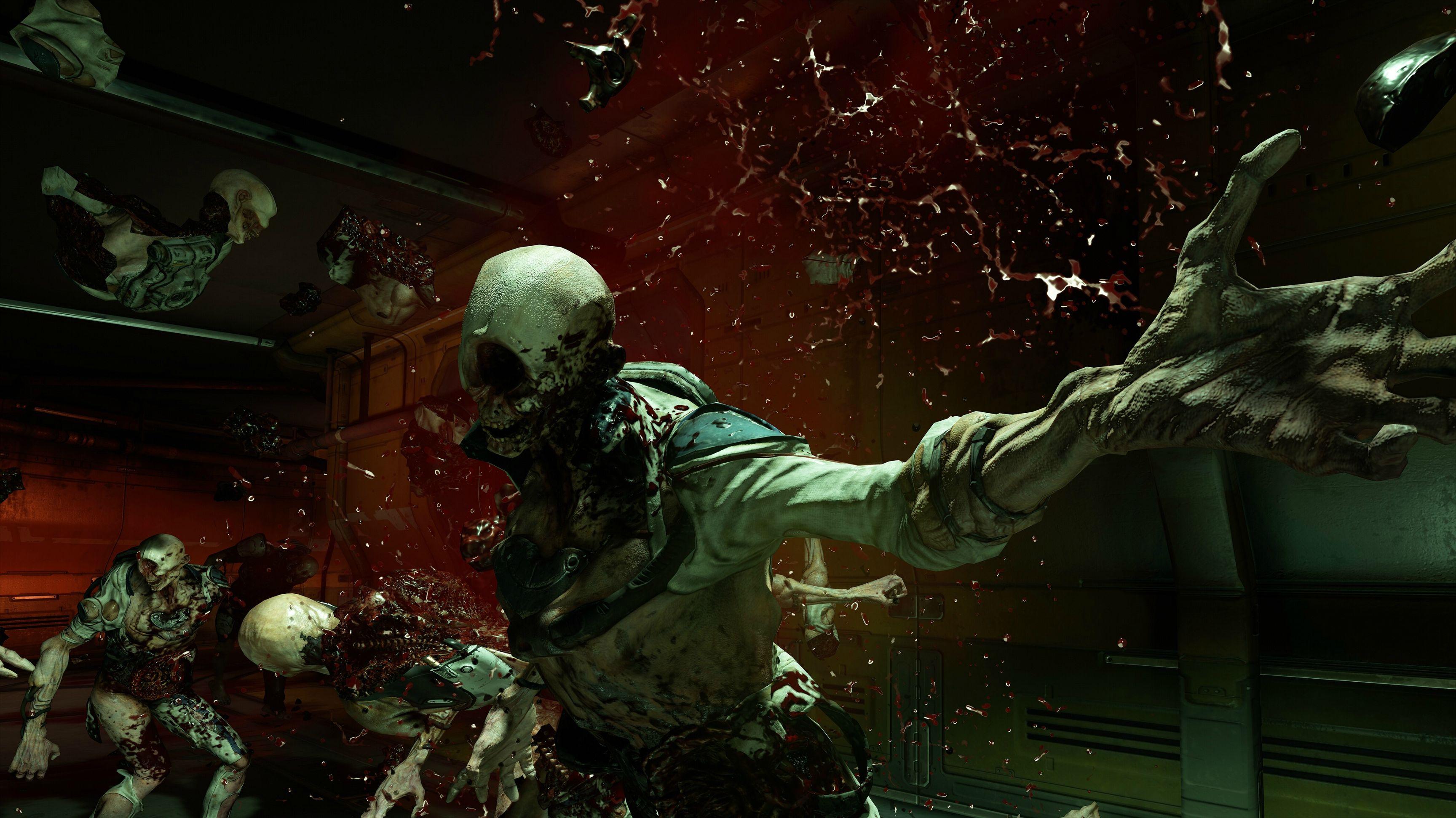2016 Doom 4, Hd Games, 4k Wallpapers, Images, Backgrounds