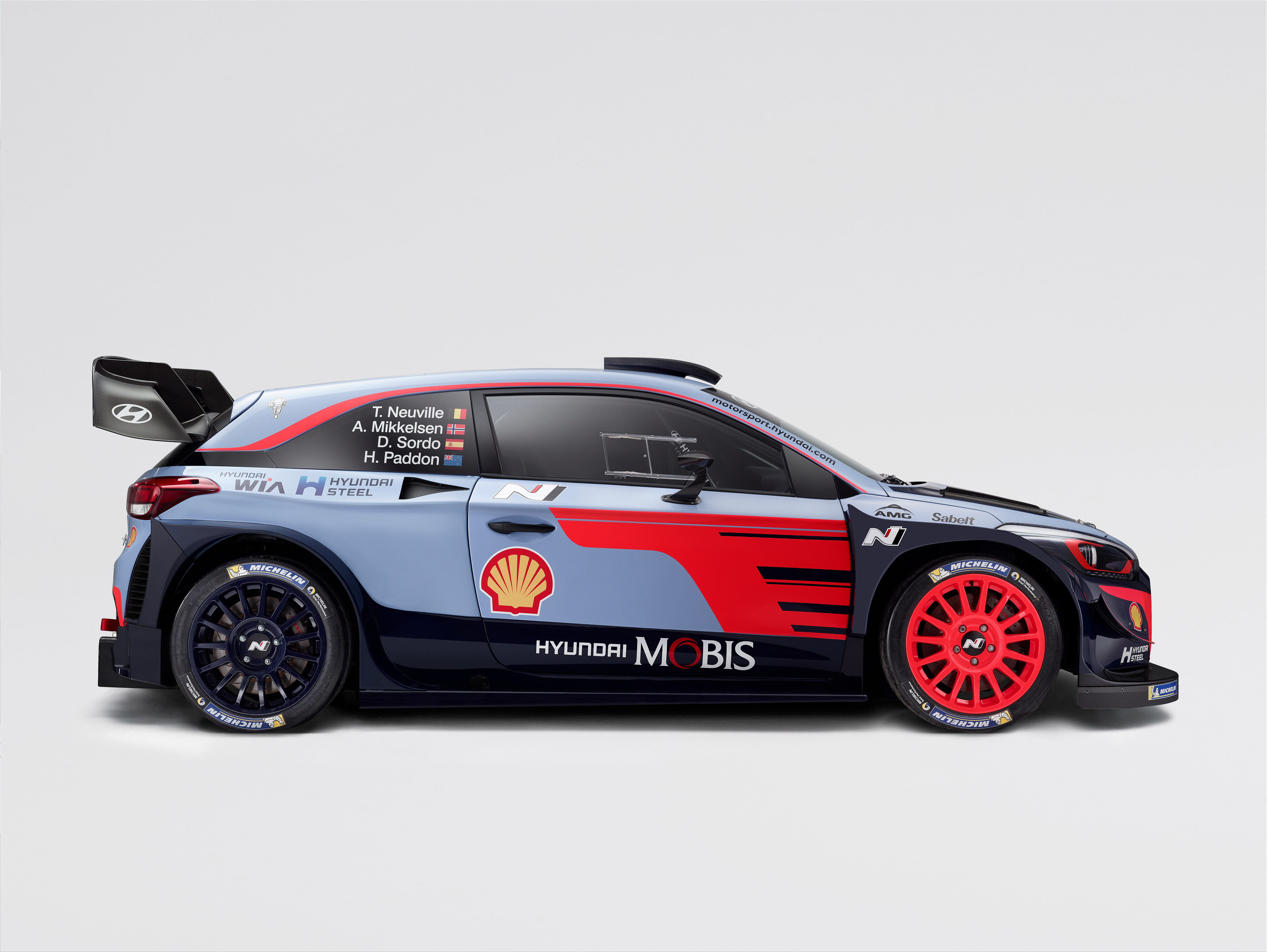 2018 Hyundai I20 Coupe WRC HD Cars 4k Wallpapers Images