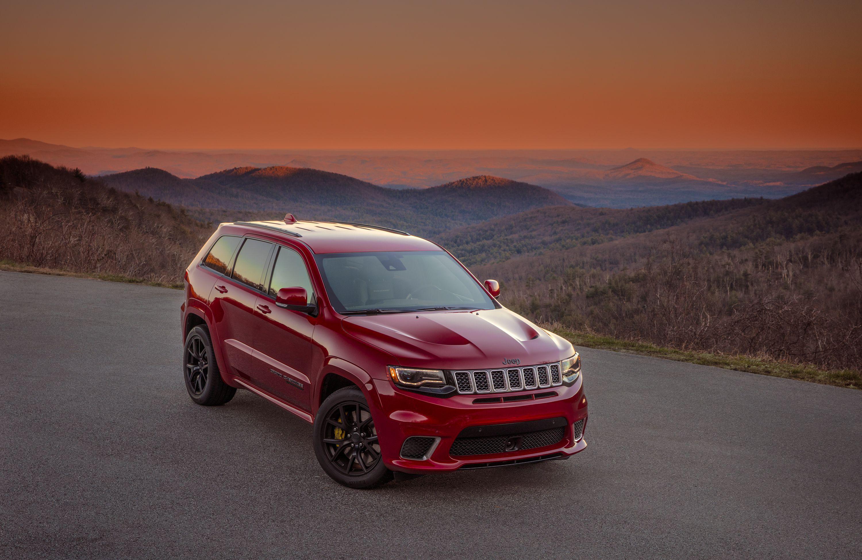 1280x1024 2018 Jeep Grand Cherokee Trackhawk 2 1280x1024 Resolution