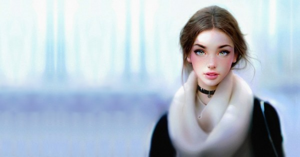 Artistic Girl Painting Hd Artist 4k Wallpapers Backgrounds