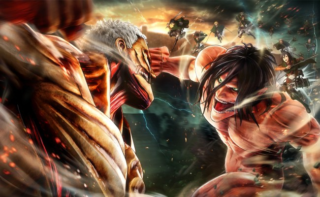 Attack On Titan 2 Hd Games 4k Wallpapers Images