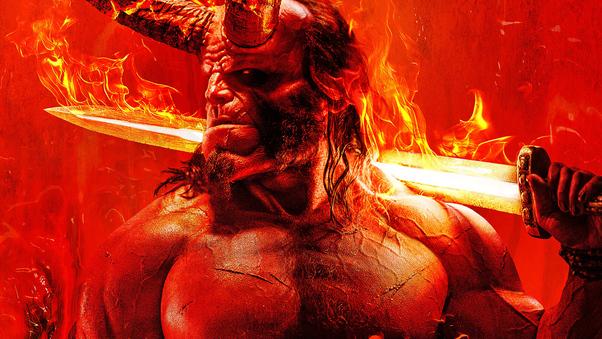 Hellboy Movie 2019 5k, Hd Movies, 4k Wallpapers, Images
