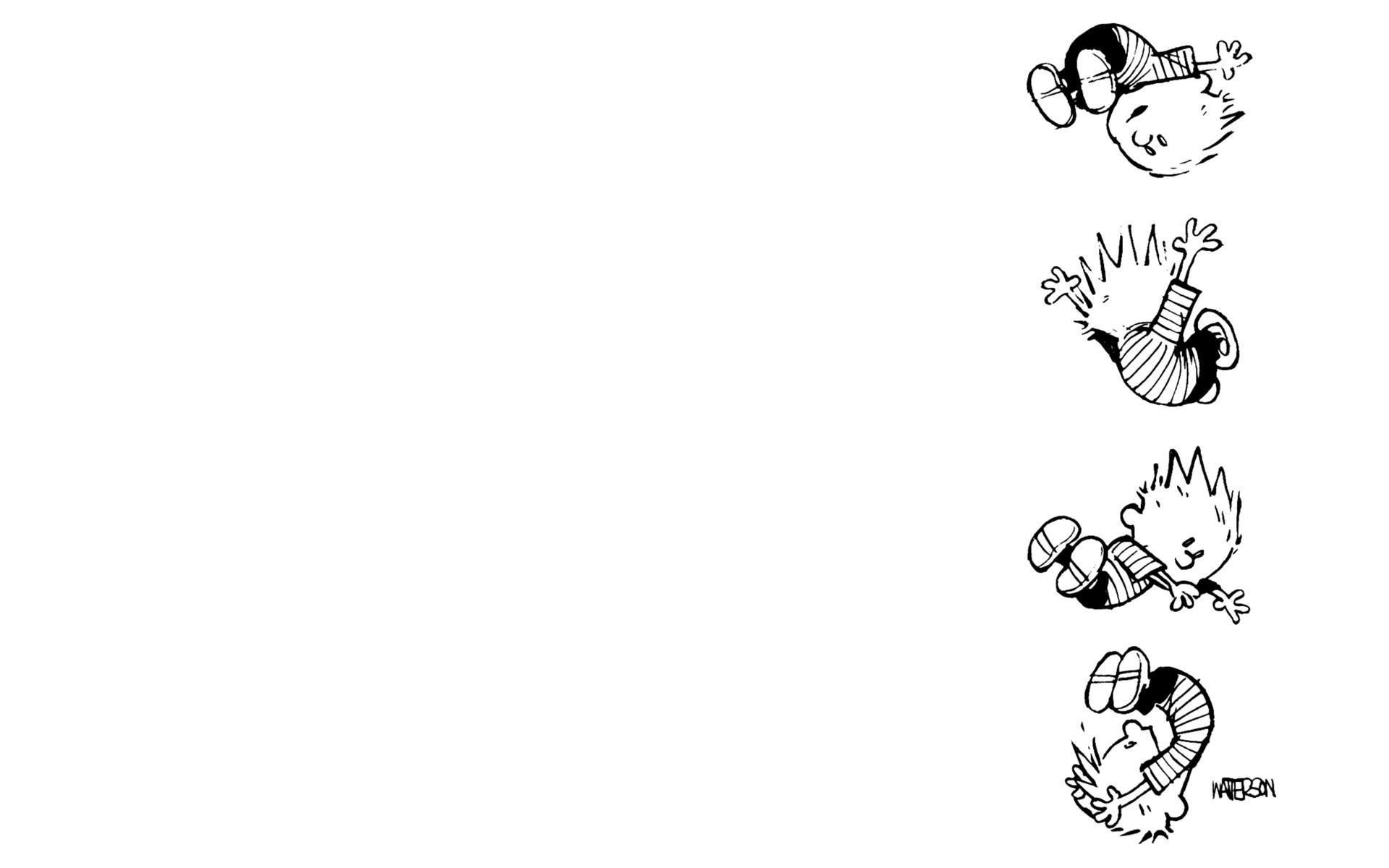 Fall In Love Mobile Wallpaper Calvin And Hobbes Hd Cartoons 4k Wallpapers Images