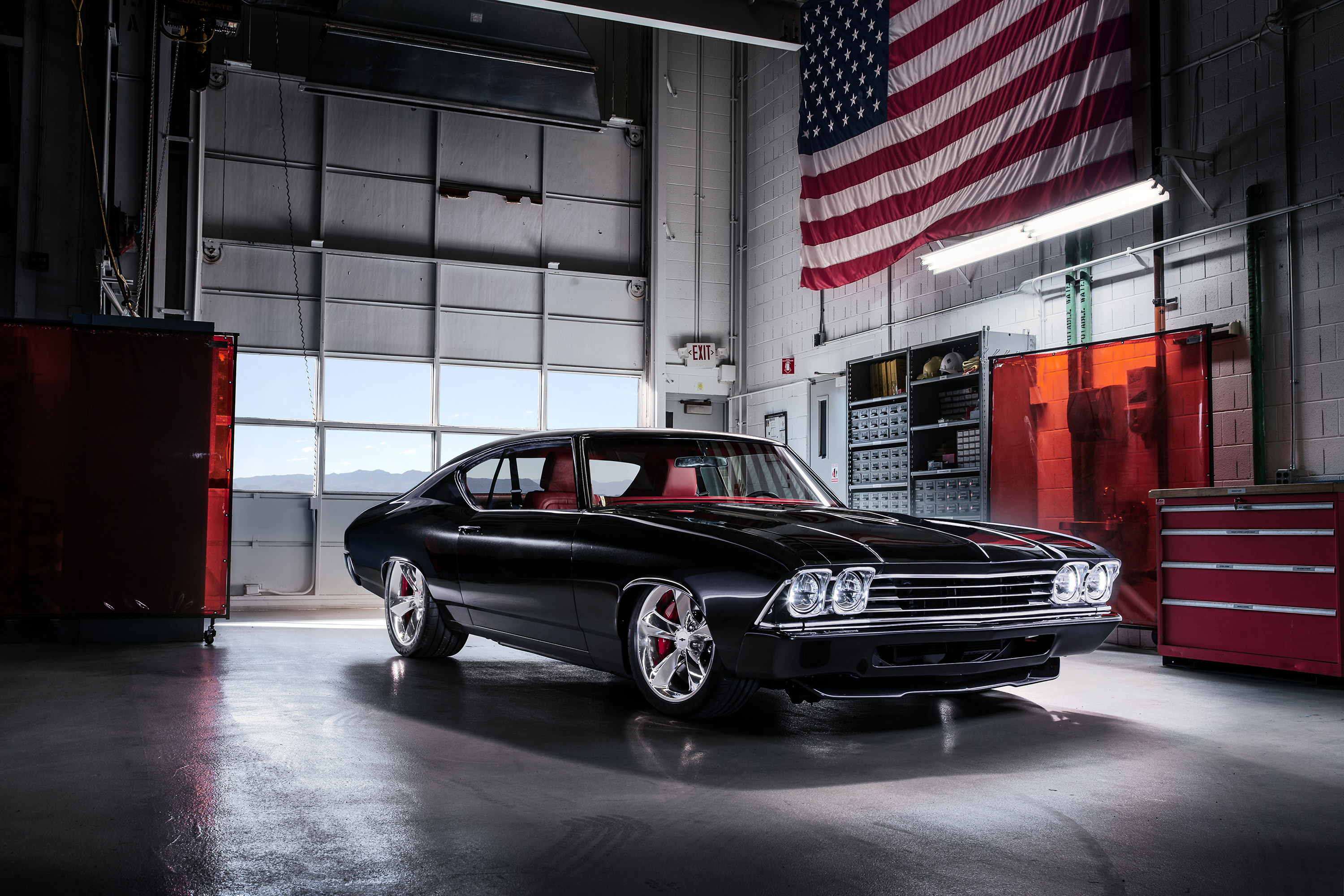 Chevrolet Chevelle Muscle Car HD Cars 4k Wallpapers