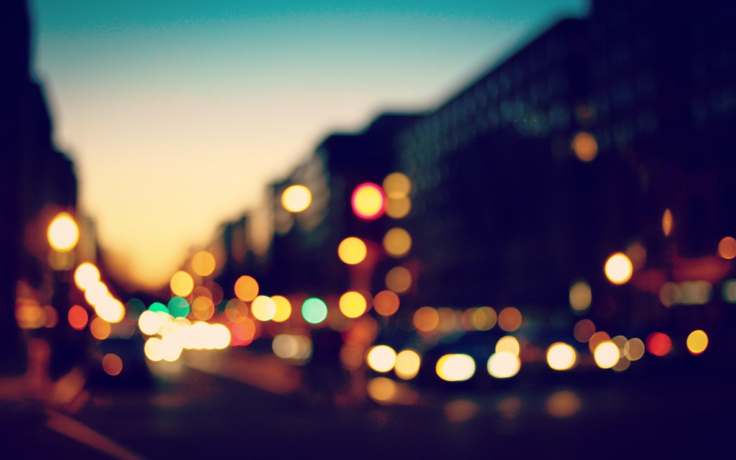 2560x1440 city blurred 1440p