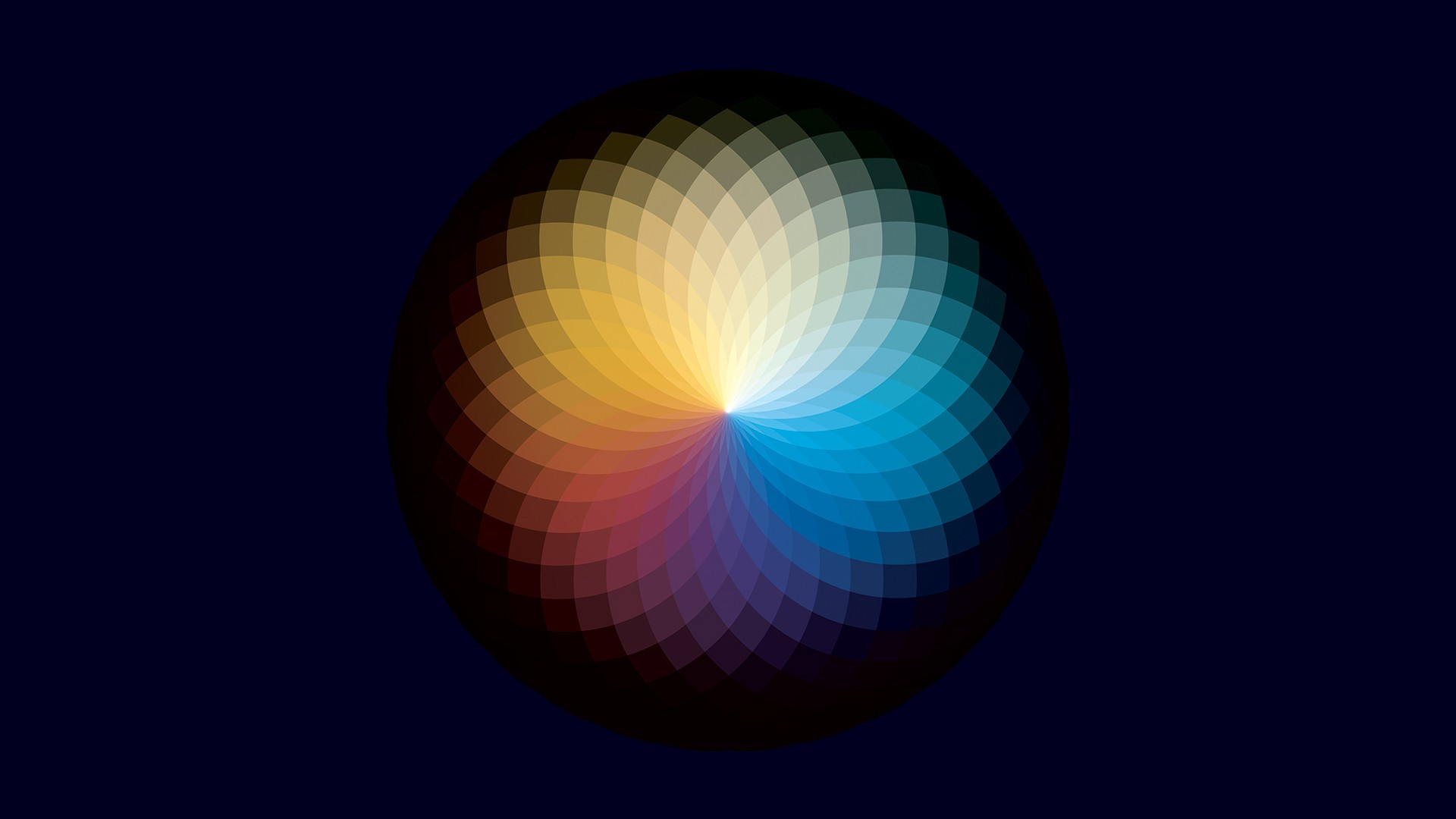Cute Geometric Wallpaper Color Wheel Hd Abstract 4k Wallpapers Images