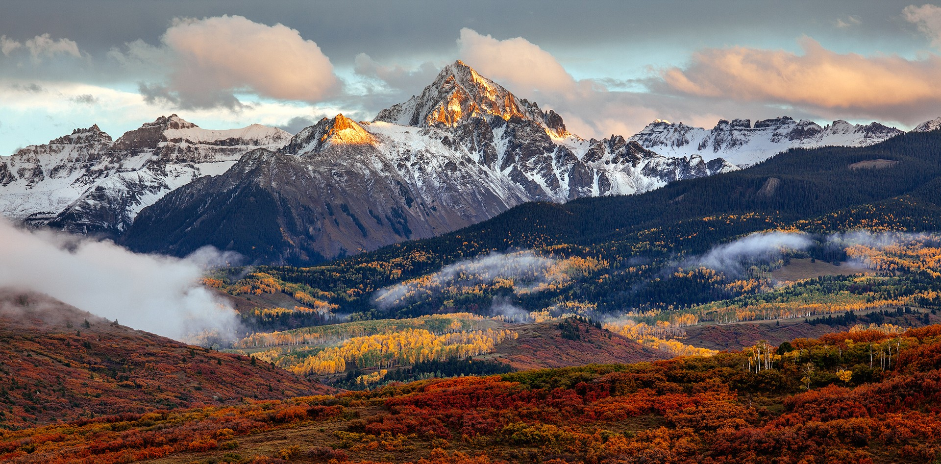 2560x1080 Fall Mountain Wallpaper Colorado Mountains Hd Nature 4k Wallpapers Images