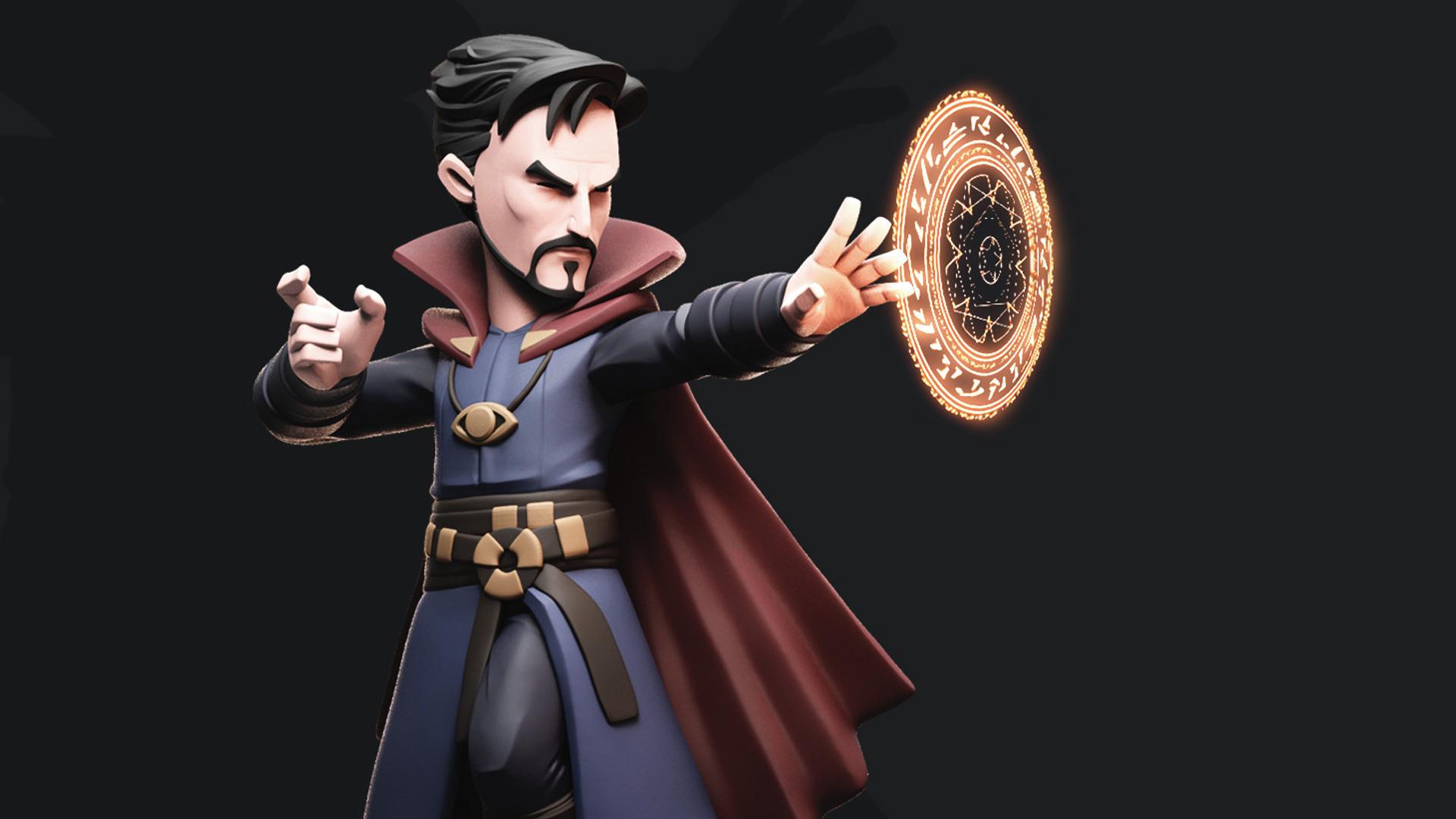 Gravity Falls Wallpaper Android Doctor Strange 3d Avengers Infinity War Hd Superheroes