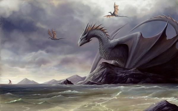 Dragon Digital Art Fantasy Hd Artist 4k Wallpapers