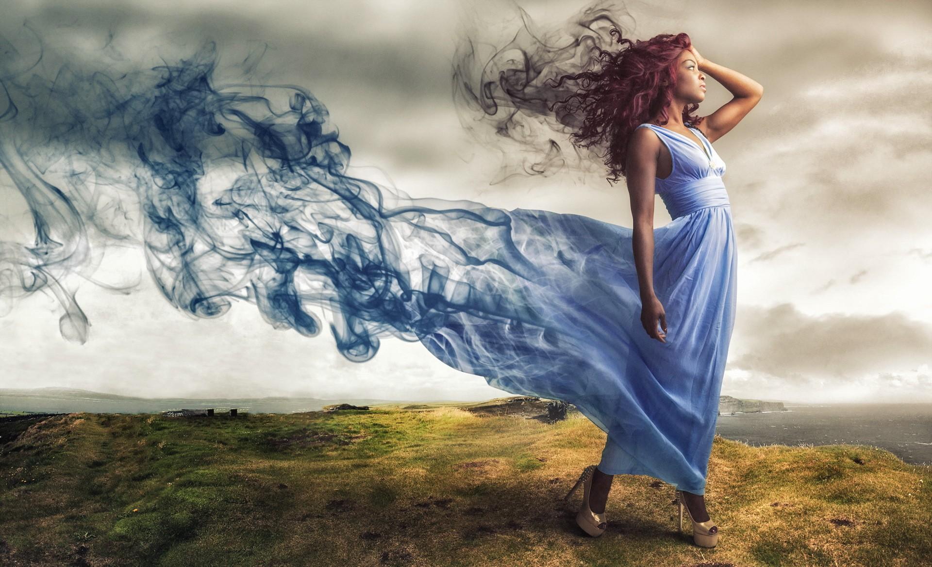Indian Girl Wallpaper 1080x1920 Dress Manipulation Hd Artist 4k Wallpapers Images