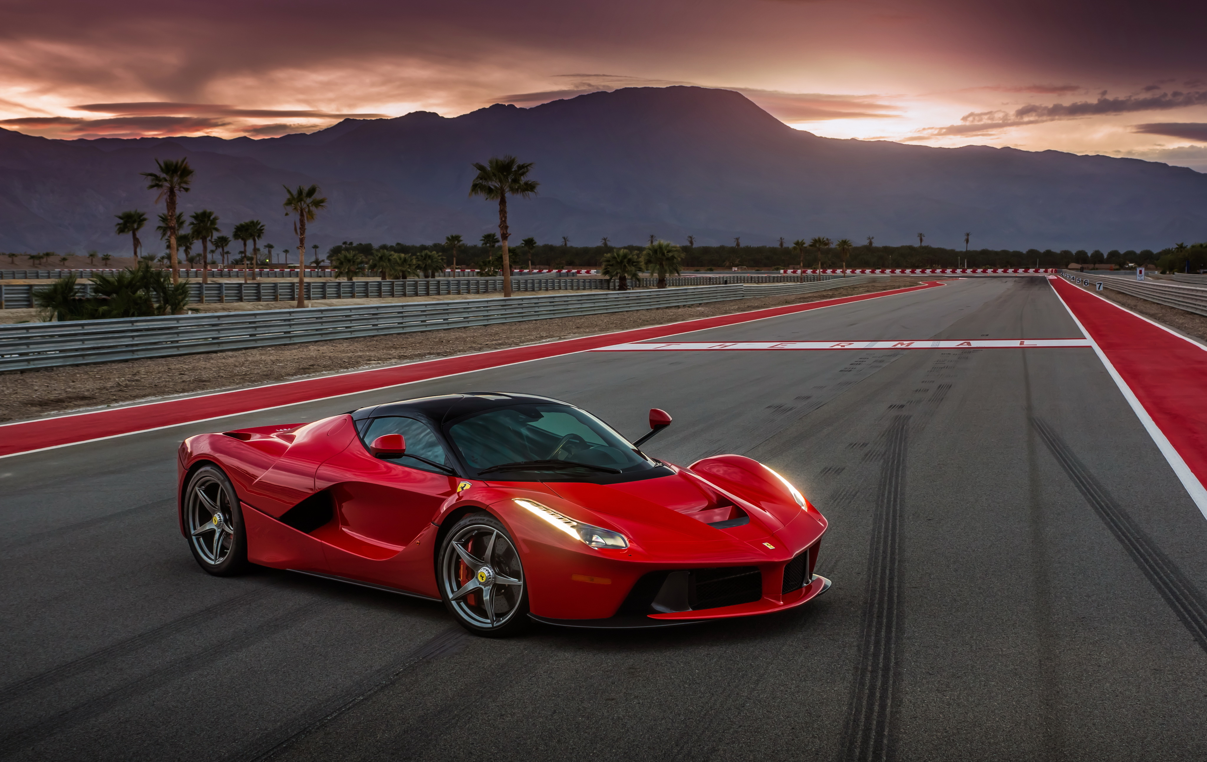 Ferrari Car Wallpaper For Mobile Ferrari Laferrari Red Supercar 4k