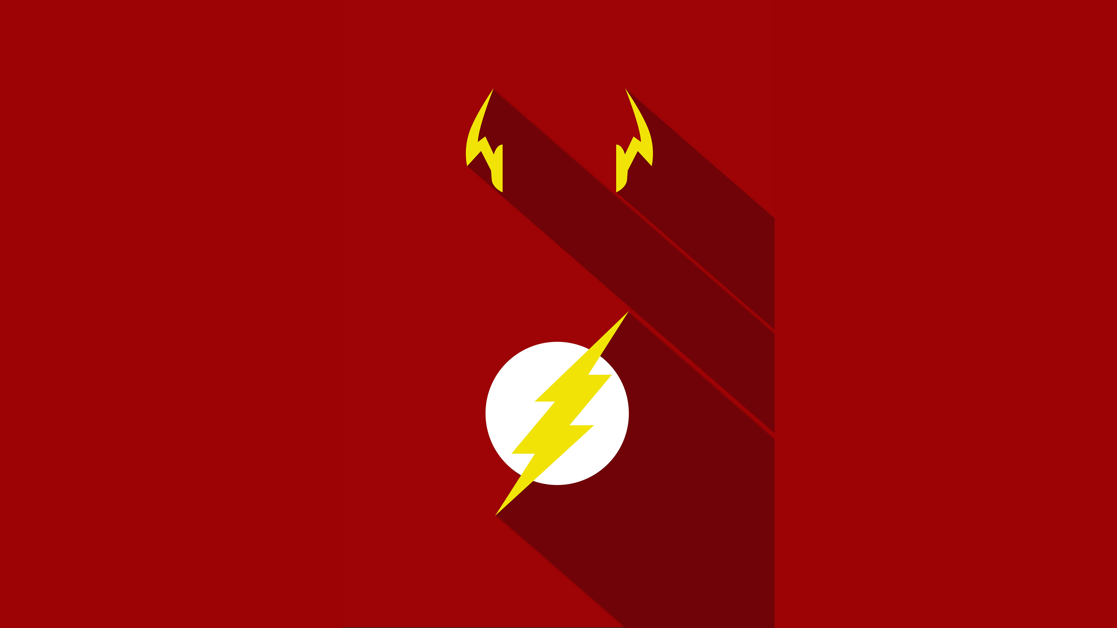 Heart Breaking Quotes Wallpapers Flash Minimalism Poster Hd Superheroes 4k Wallpapers