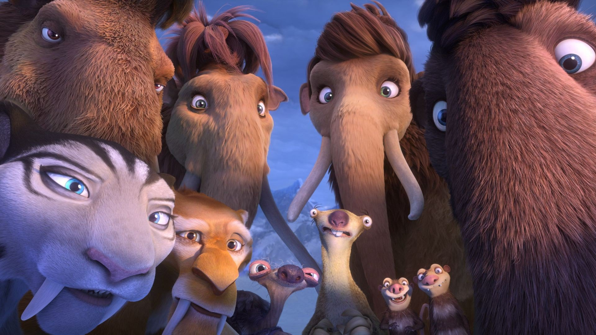 Cute Llama Wallpapers Ice Age 5 2016 Hd Movies 4k Wallpapers Images